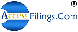 Access Filings Logo